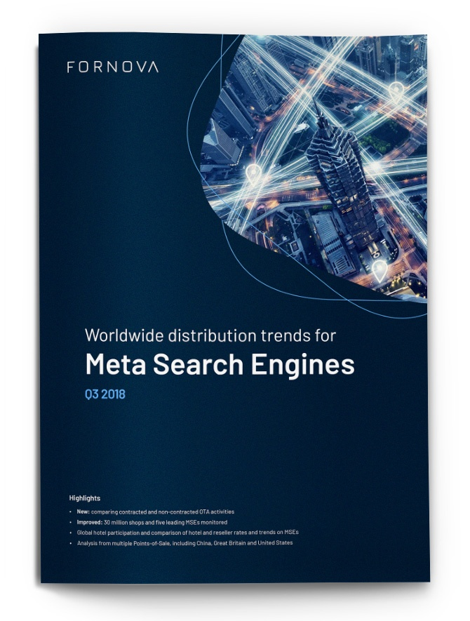 Worldwide distribution trends report for Meta Search Engines Q3