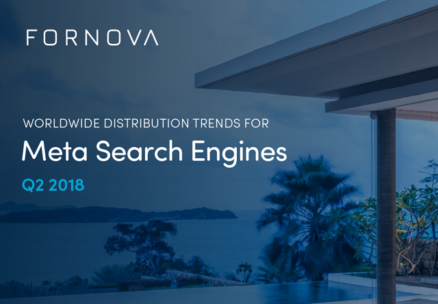 Worldwide Distribution Trends Report for Meta Search Engines